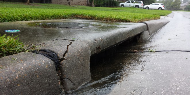 What do you know about stormwater pollution?