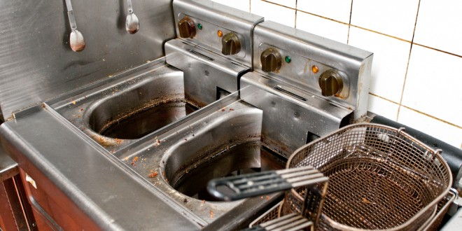The impact of disposing of fats, oils, and grease in the sewer system